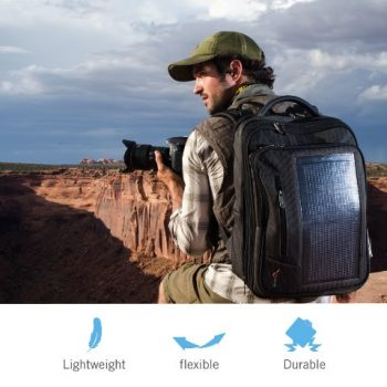 Packr-Executive-solar-backpack